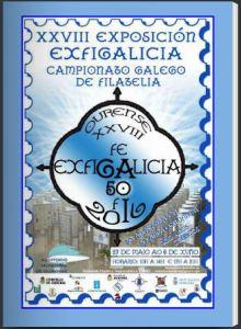 Portada catálogo EXFIGALICIA 2016