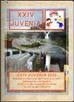 Portada catálogo JUVENIA 2015