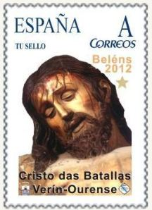 SELO CRISTO Verín