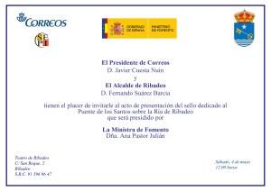 Microsoft PowerPoint - Invitacion Ribadeo.ppt