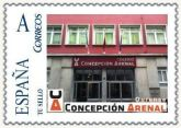 Prueba sello Concepción Arenal