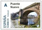 Sello Puente Nuevo