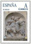 sello San Martiño Catedral