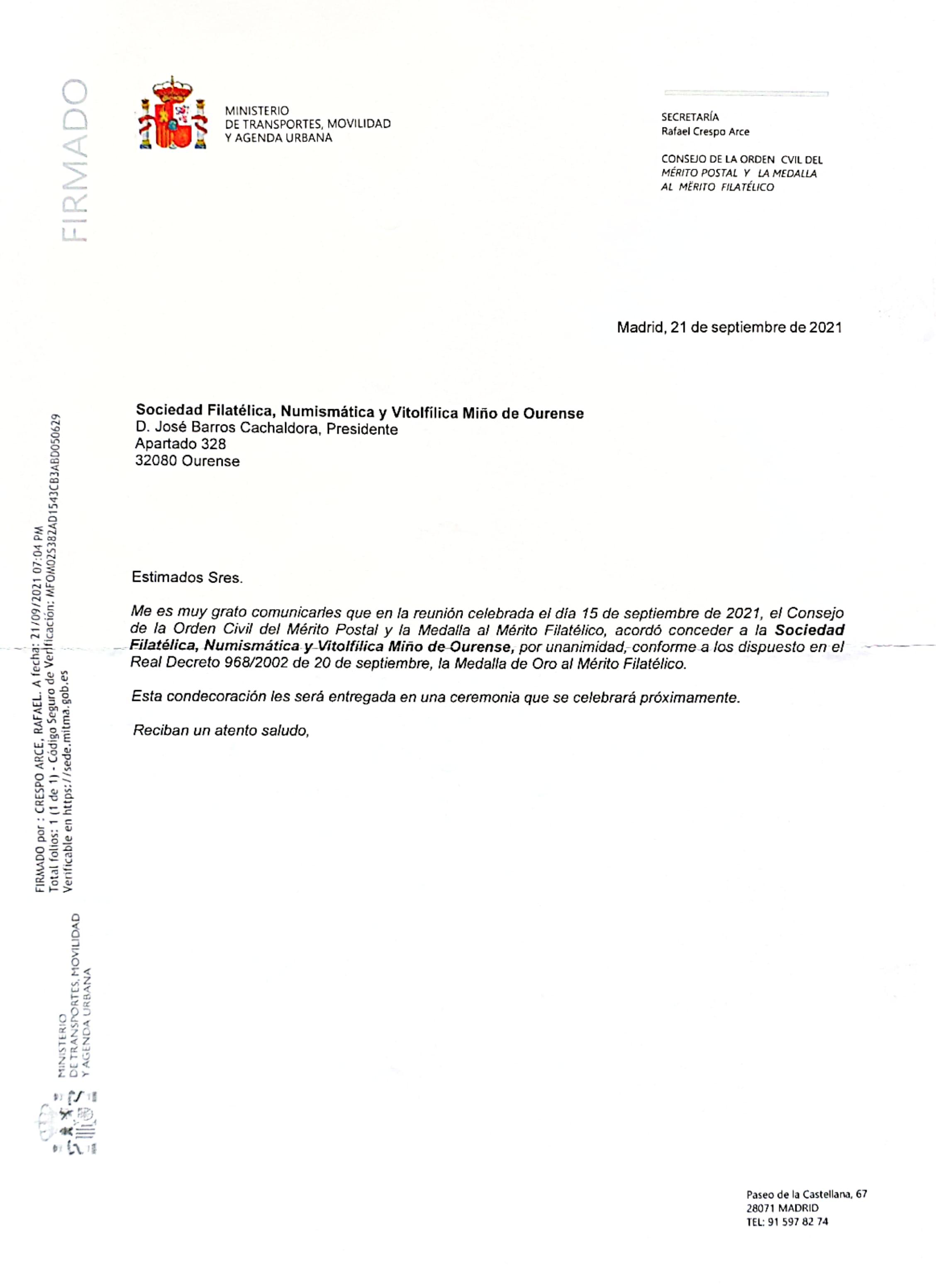 medalla-merito-filatelico-2021-para-la-mino